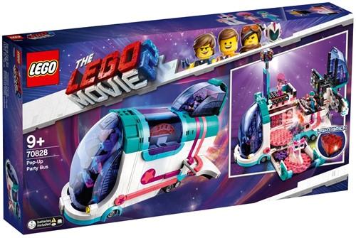 The LEGO® Movie 2™ Uitklap feestbus - 70828