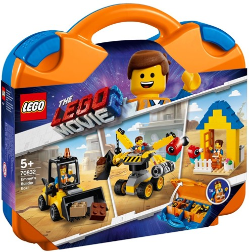 The LEGO® Movie 2™ 70832 Emmets bouwdoos