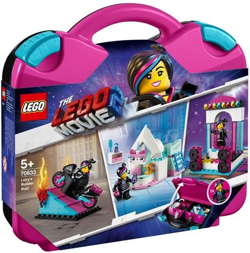 The LEGO® Movie 2™ Lucy's bouwdoos - 70833