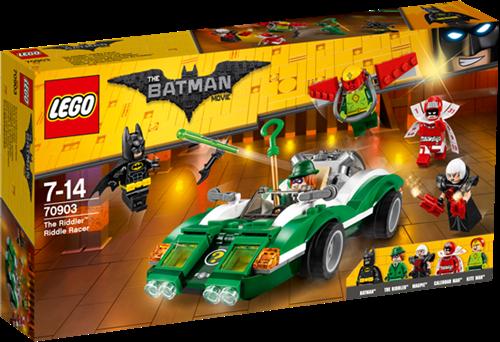 THE LEGO® BATMAN MOVIE 70903 The Riddler™ Raadsel-racer