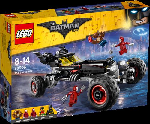 THE LEGO® BATMAN MOVIE 70905 The Batmobile