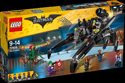 THE LEGO® BATMAN MOVIE 70908 The Scuttler