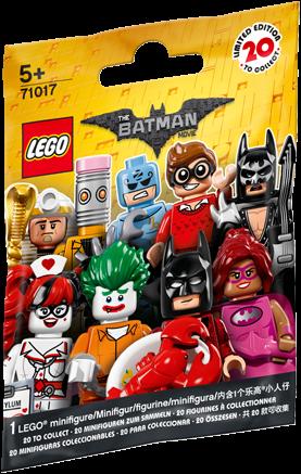 LEGO Minifigures 71017 THE LEGO® BATMAN MOVIE serie - 1 stuks