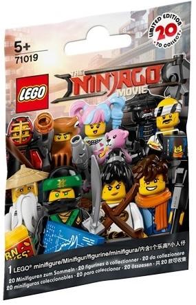 LEGO Minifigures THE LEGO® NINJAGO® MOVIE™ serie - 1 stuks - 71019