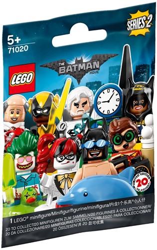 LEGO Minifigures 71020 THE LEGO® BATMAN MOVIE serie 2 - 1 stuks