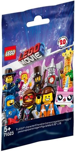 LEGO Minifigures 71023 THE LEGO® MOVIE 2™ - 1 stuks