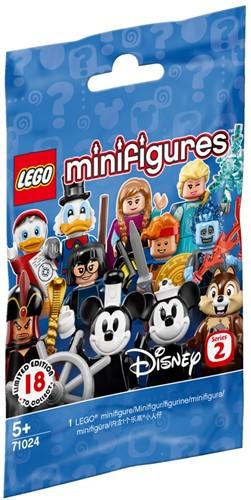 LEGO Minifigures Disney Serie 2 - 1 stuks - 71024