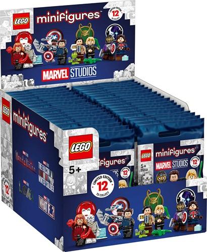 LEGO Minifigures Marvel Studios - 36 stuks - 71031