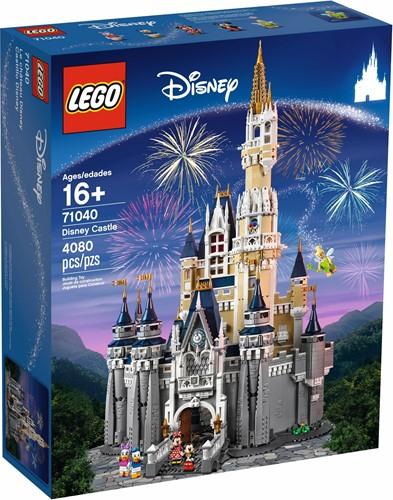 LEGO Disney™ Het Disney Kasteel - 71040