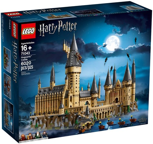 LEGO Harry Potter™ Hogwarts™ Castle - 71043