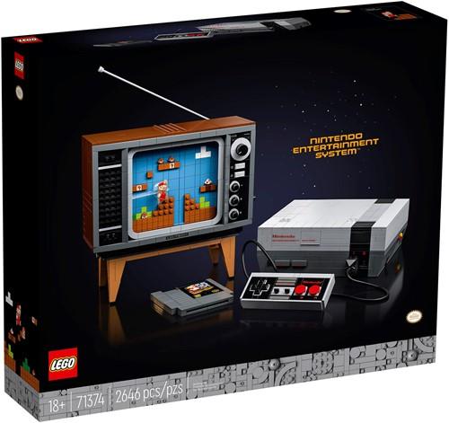 LEGO Super Mario™ Nintendo Entertainment System™ - 71374