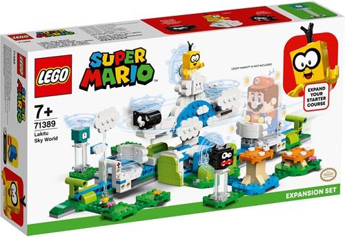LEGO Super Mario™ Uitbreidingsset: Lakitu's wolkenwereld - 71389