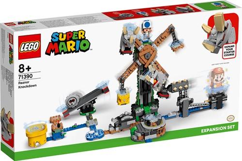 LEGO Super Mario™ Uitbreidingsset: ruzie met Reznors - 71390