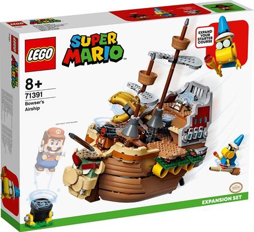 LEGO Super Mario™ Uitbreidingsset: Bowsers luchtschip - 71391