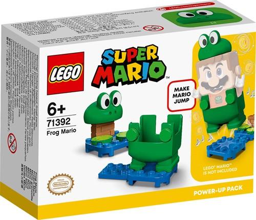 LEGO Super Mario™ Power-uppakket: Kikker-Mario - 71392