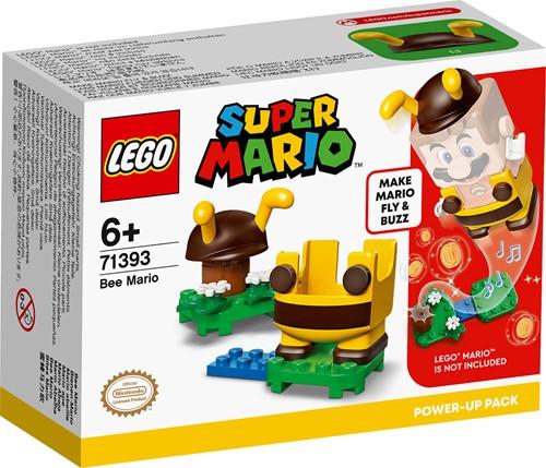LEGO Super Mario™ Power-uppakket: Bijen-Mario - 71393