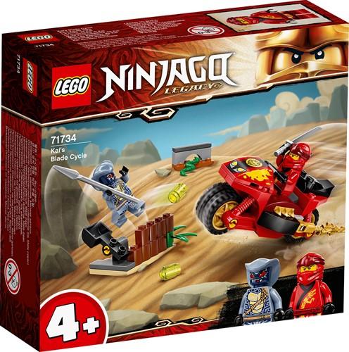 LEGO NINJAGO® Kai's zwaardmotor - 71734