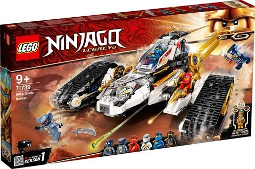 LEGO NINJAGO® Ultrasone aanval - 71739