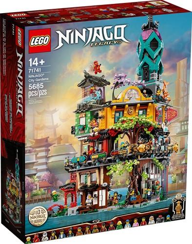LEGO NINJAGO® Stadstuinen - 71741