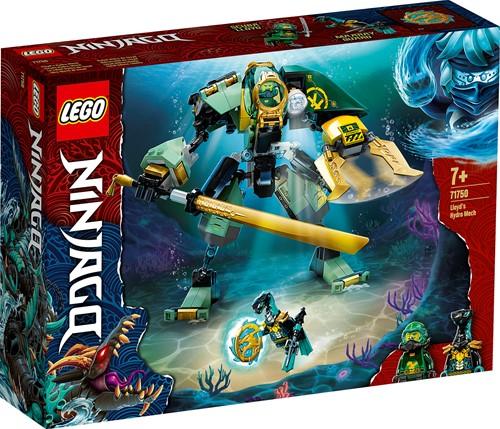 LEGO NINJAGO® Lloyd's Hydro Mech - 71750