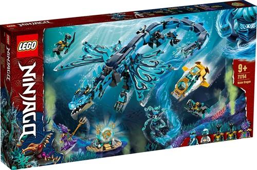 LEGO NINJAGO® Waterdraak - 71754