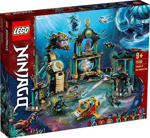 LEGO NINJAGO® Tempel van de Eindeloze Zee - 71755