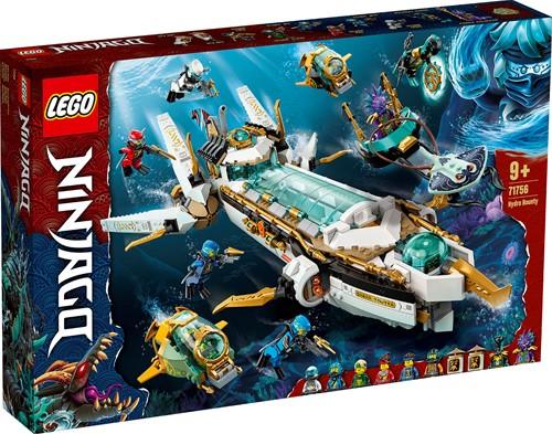 LEGO NINJAGO® Hydro Bounty - 71756