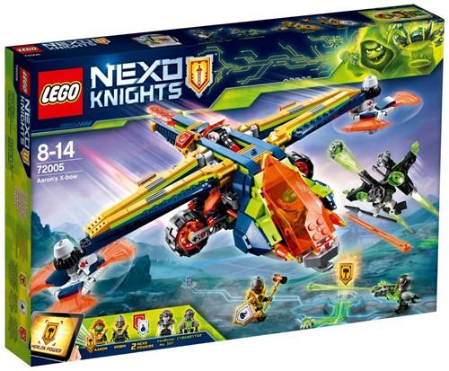LEGO NEXO KNIGHTS™ 72005 Aaron's X-bow