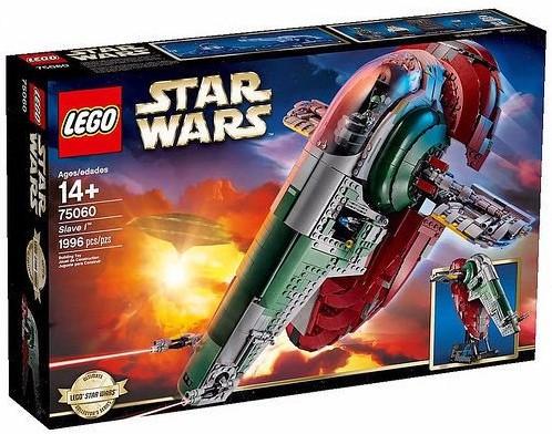 LEGO Star Wars™ 75060 Slave I™ - UCS Model