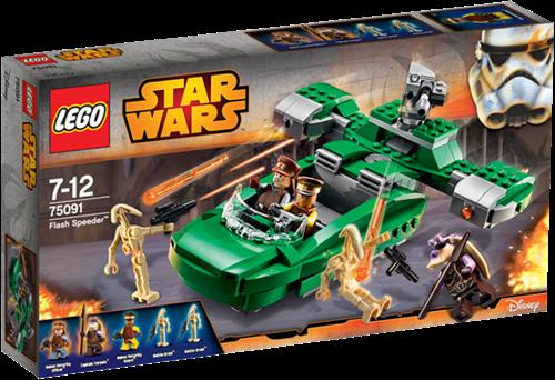 LEGO Star Wars™ 75091 Flash Speeder™