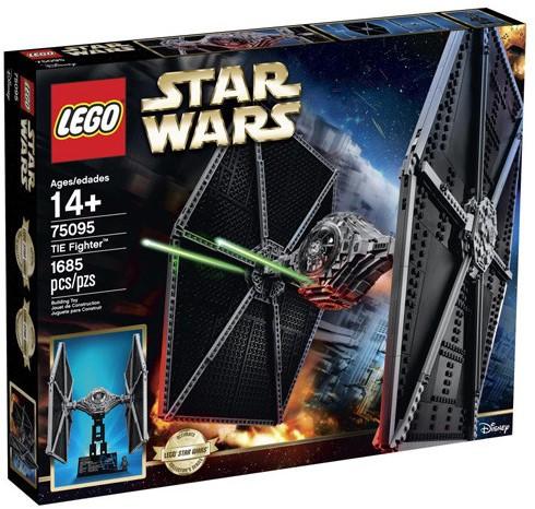 LEGO Star Wars™ TIE Fighter™ - UCS Model - 75095