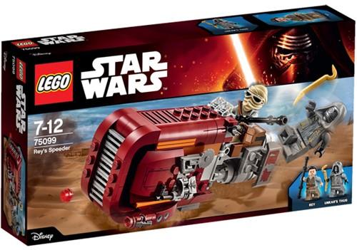 LEGO Star Wars™ Rey's Speeder™ - 75099