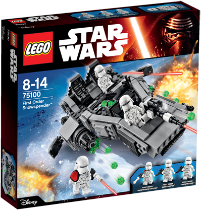 LEGO Star Wars™ First Order Snowspeeder™ - 75100