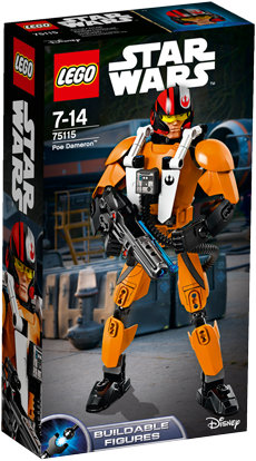 LEGO Star Wars™ 75115 Poe Dameron™