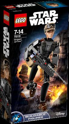 LEGO Star Wars™ 75119 Sergeant Jyn Erso™