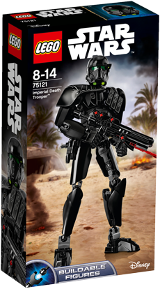LEGO Star Wars™ Imperial Death Trooper™ - 75121