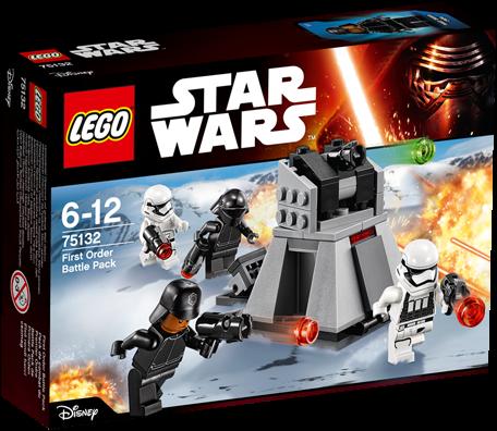 LEGO Star Wars™ 75132 First Order Battle Pack
