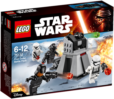 LEGO Star Wars™ First Order Battle Pack - 75132