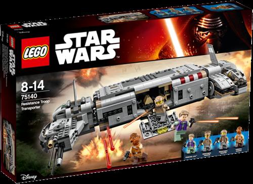 LEGO Star Wars™ 75140 Resistance Troop Transporter