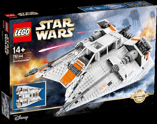 LEGO Star Wars™ Snowspeeder™ UCS Model - 75144