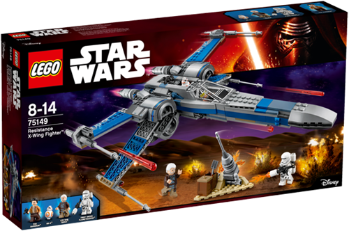 LEGO Star Wars™ 75149 Resistance X-Wing Fighter™
