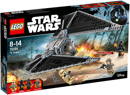 LEGO Star Wars™ TIE Striker™ - 75154
