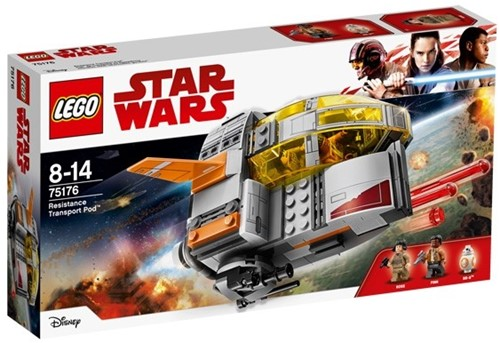 LEGO Star Wars™ 75176 Resistance Transport Pod™