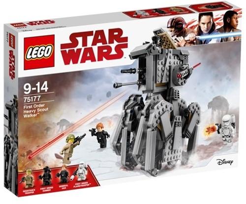LEGO Star Wars™ 75177 First Order Heavy Scout Walker™