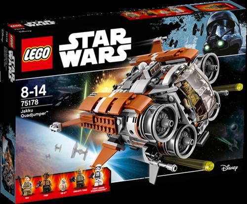 LEGO Star Wars™ 75178 Jakku Quadjumper™