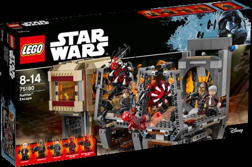 LEGO Star Wars™ 75180 Rathtar™ ontsnapping