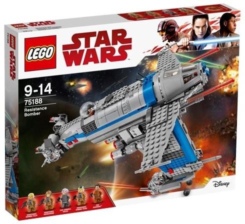 LEGO Star Wars™ 75188 Resistance Bomber