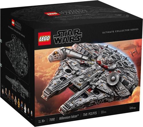 LEGO Star Wars™ 75192 Millennium Falcon™ - UCS Model