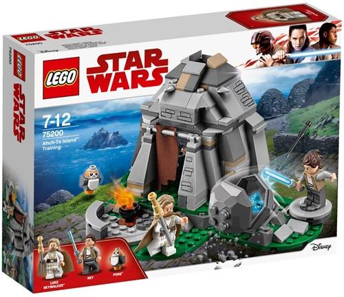 LEGO Star Wars™ Ahch-To Island™ training - 75200