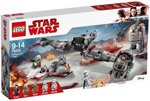 LEGO Star Wars™ 75202 Verdediging van Crait™
